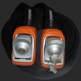 Anti-theft straps