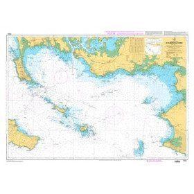 Marine chart 7033L : from...