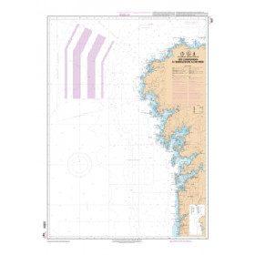 Carte Marine 7597L: Des...