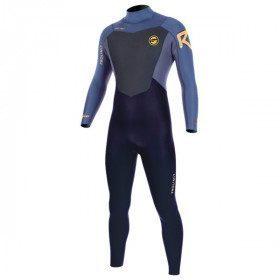 Raider 5/3 mm Steamer wetsuit