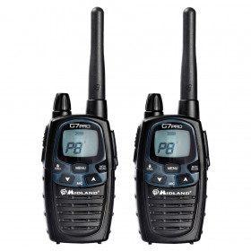 G7 PRO walkie talkie