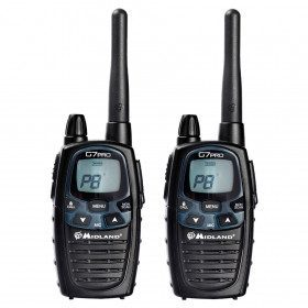 Talkie walkie G7 PRO