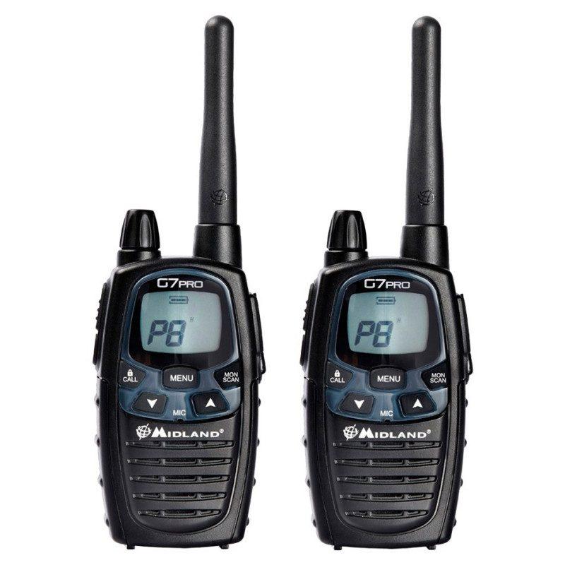 G7 PRO walkie talkie   Picksea