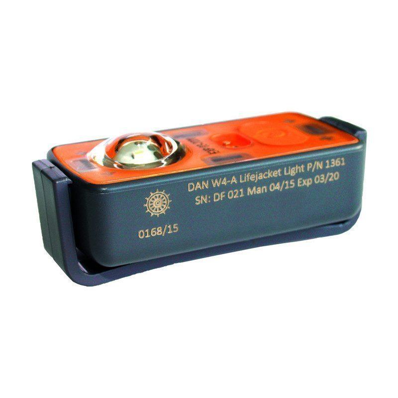 Daniamant W4 Flashlight for Automatic Life Jackets | Picksea