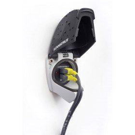 Dual USB waterproof socket