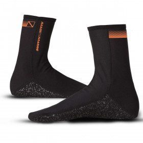 Bipoly hydrophobic socks