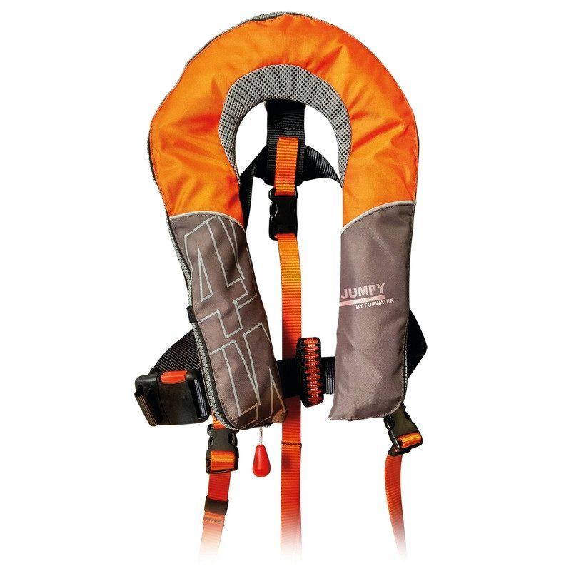 Gilet de sauvetage automatique enfant Jumpy 150N de 4water   Picksea
