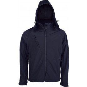 Softshell Hooded Jacket...