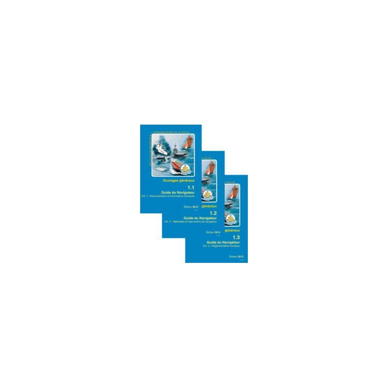 Guide du Navigateur Vol 2 | Picksea