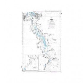 Carte Marine 4233L : La...