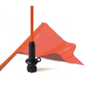 Whip pole + flag