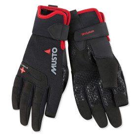 Gloves long fingers...