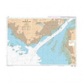 Marine Chart 6797: Mouth of...