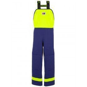 640D Lined Suspender Pants