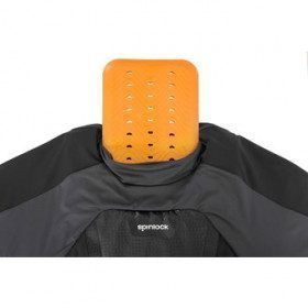 Back protector system for...