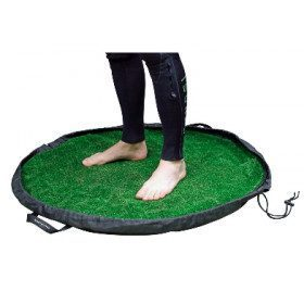 Grass Changing Mat Bag