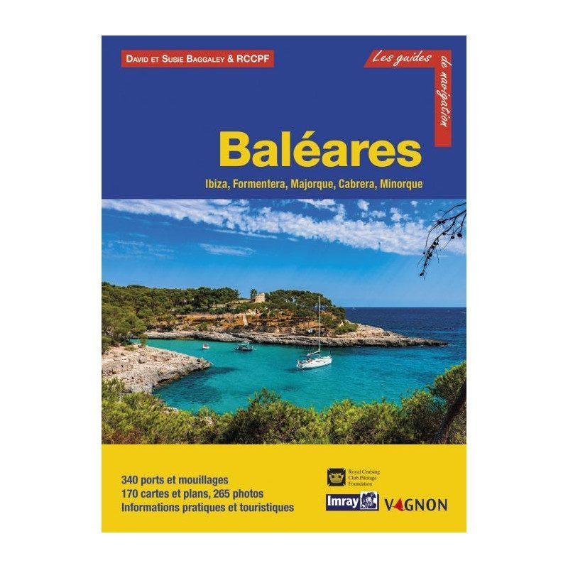 Guide Imray - Baléares   Picksea