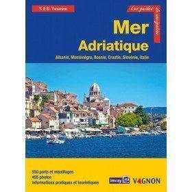 Imray Guide - Adriatic Sea
