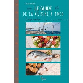 The guide of the kitchen on...