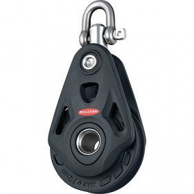 Core Pulley Series 60mm Single