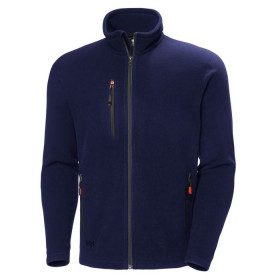 Oxford Workwear Zip Fleece