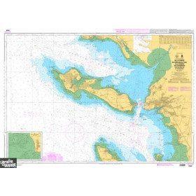 Carte Marine 7404L : De la...