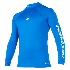 Lycra Long Sleeve Cube Rash...