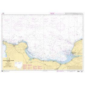 Carte Marine 6857L : Baie...