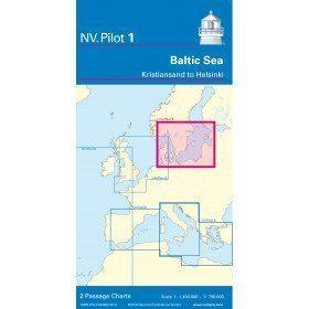 NV Pilot 1 - Carte marine...