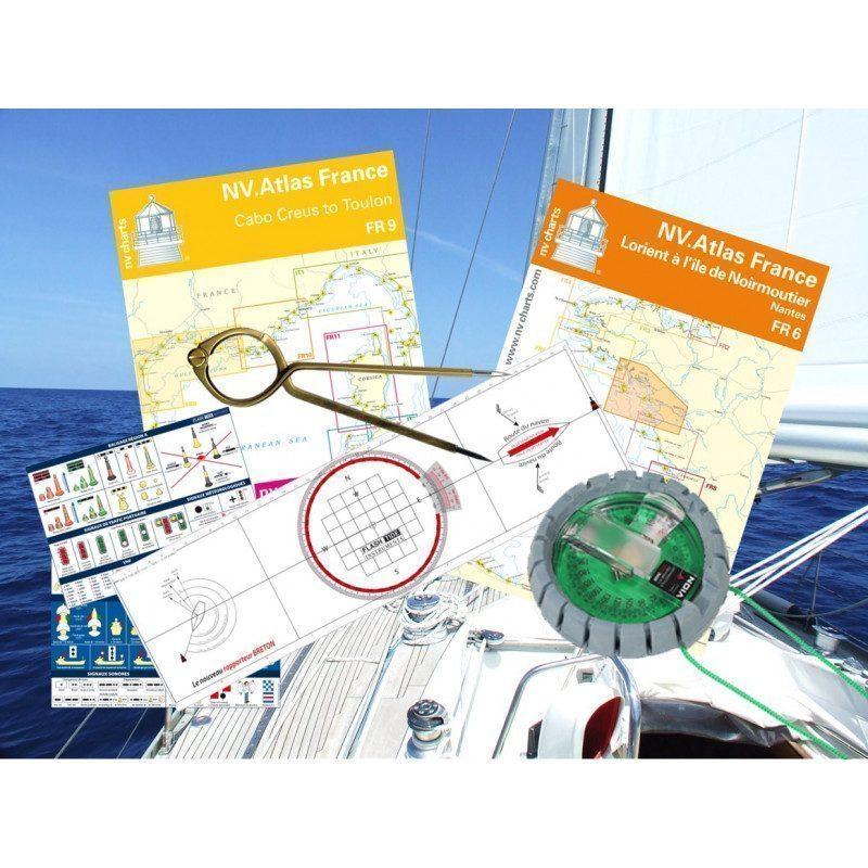 Pack Equipement du Navigateur | Picksea