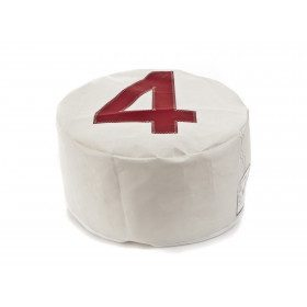 Pouf Solo with number