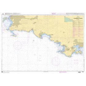 Carte Marine 7406L : de...