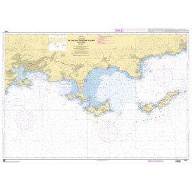 Carte Marine 7407L : De...