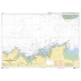 Marine Chart 7155: Cap...