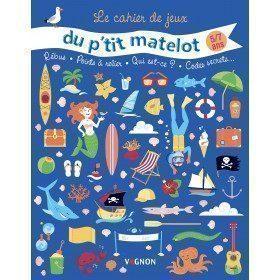 Cahier de Jeux du P'tit...
