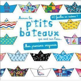 Mummy's Little Boats Origamis
