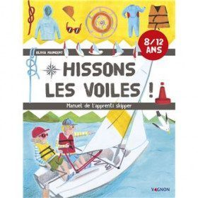 Hissons les voiles 8/12 years