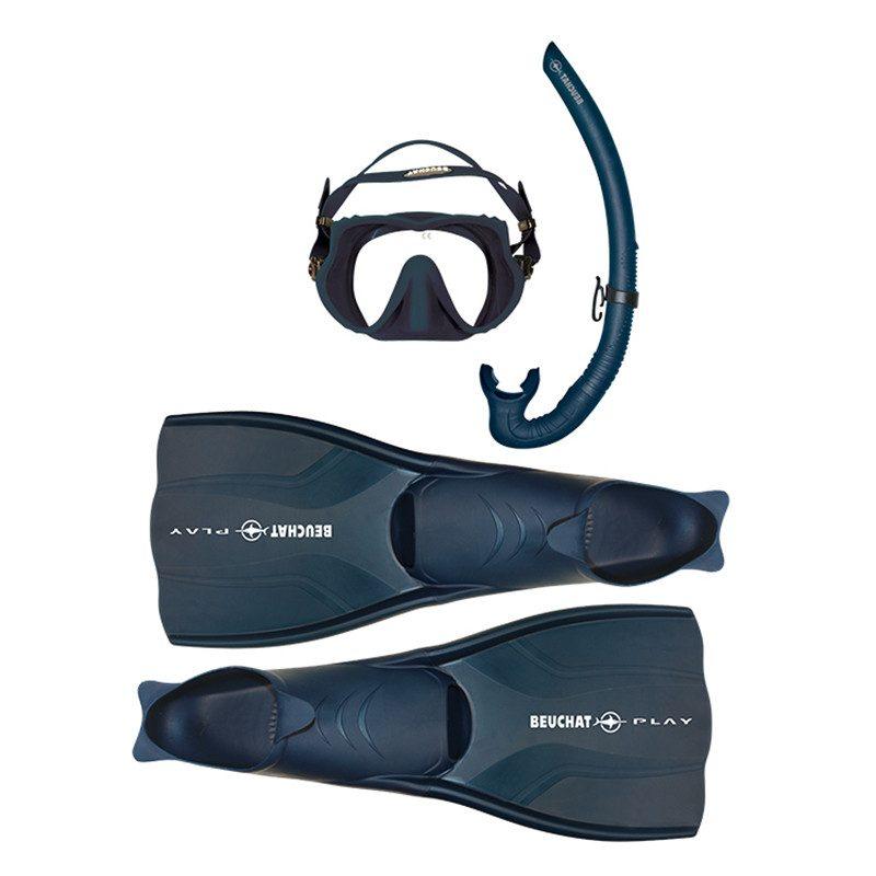 Beuchat Atoll Mask Snorkel Kit | Picksea