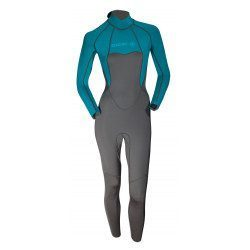Atoll 2mm wetsuit for women