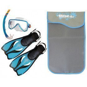 Oceo Mask Snorkel Kit Adult