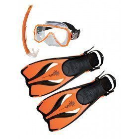 Oceo Junior Mask Snorkel Kit