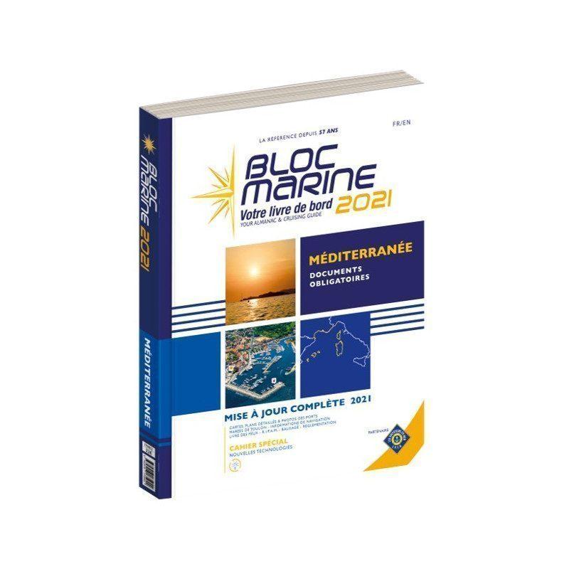 Bloc Marine Méditerranée 2021 | Picksea