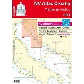 NV-Charts - Zone Méditerranée