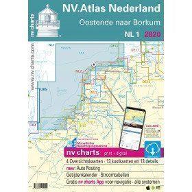 NV-Charts - Zone Mer du Nord