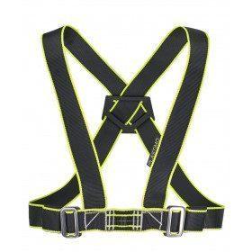 Double adjustable harness