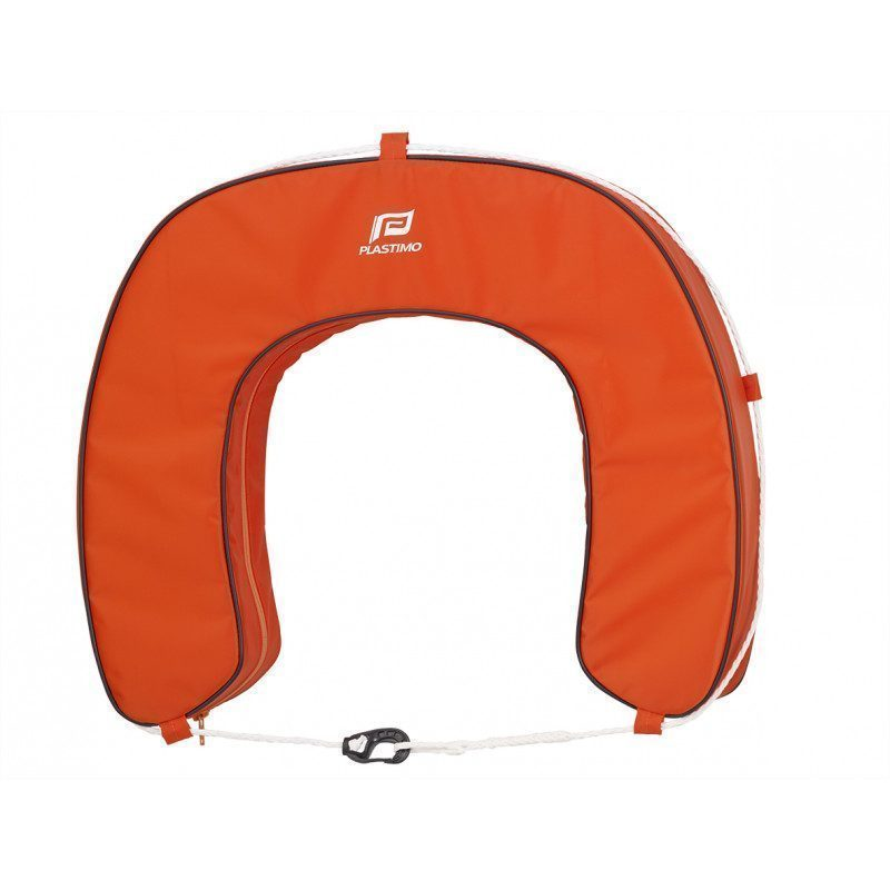 Horseshoe buoy with removable cover | Picksea