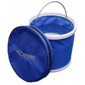Foldable canvas bucket