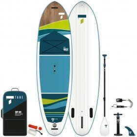 Pack paddle gonflable 10'6...