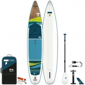 Pack paddle gonflable 12'6...
