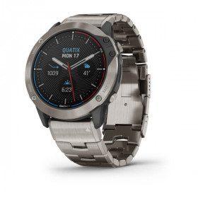 Quatix 6X Solar GPS Watch